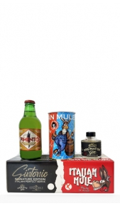 Italian Mule Delivery Pack Roby Marton Roby Marton