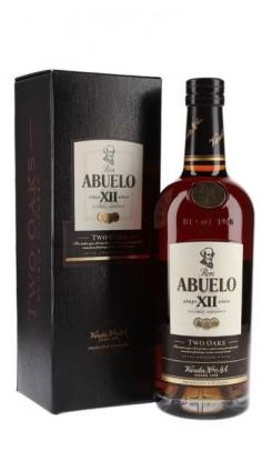 Rum Abuelo Two Oaks 0.70 Astucciato Ron Abuelo