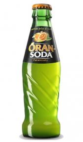 Oransoda 0,20 l -Confezione 6 pz Campari
