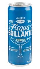 Acqua Brillante Tonica Recoaro Lattina 0.33 l- Confezione 6 pz San Pellegrino