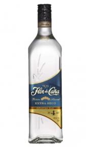 Rum Flor de Cana Extra Seco 1 lt Ron Abuelo