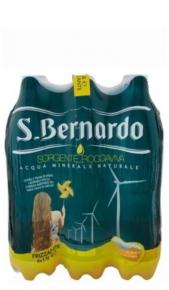 Acqua San Bernardo Frizzante 1,5 lt - Confezione 6 pz San Bernardo