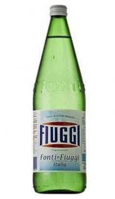 Acqua Fiuggi Naturale 1l Vetro- Confezione 6 pz Fiuggi