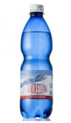 Acqua Lauretana Frizzante 0.50 l -Confezione 6 pz Lauretana