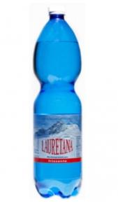 Acqua Lauretana Frizzante 1.5 l -Confezione 6 pz Lauretana