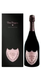 Champagne Rosé con astuccio Dom Perignon