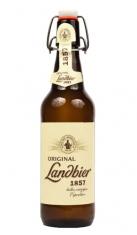 Birra Landbier Original 1857 0,50 lt Bayreuther Bierbrauerei AG.