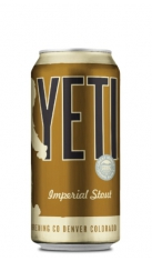 Great Divide Yeti Imperial Stout lattina 35.5cl Great Divide Brewing Co.