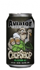 Aviator Chopshop Ipa 35,5 cl Aviator Brewing Company