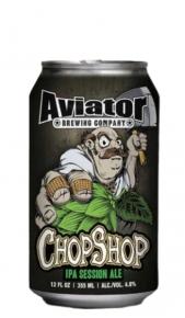 Aviator Chopshop Ipa 0,355 l Aviator Brewing Company
