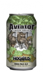 Aviator Hogwild India Pale Ale lattina 0,355 l Aviator Brewing Company